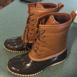 Women's Sporto duck boots